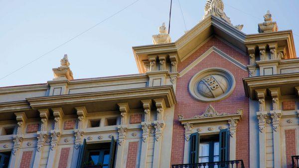 Edificio rehabilitado de Rambla Catalunya, 63