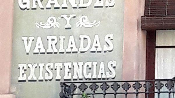 Letrero Pintado Sant Antoni Abad, 13 GTAEuropa