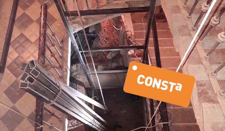 Sello CONSTA garantía rehabilitación edificios GTAEuropa