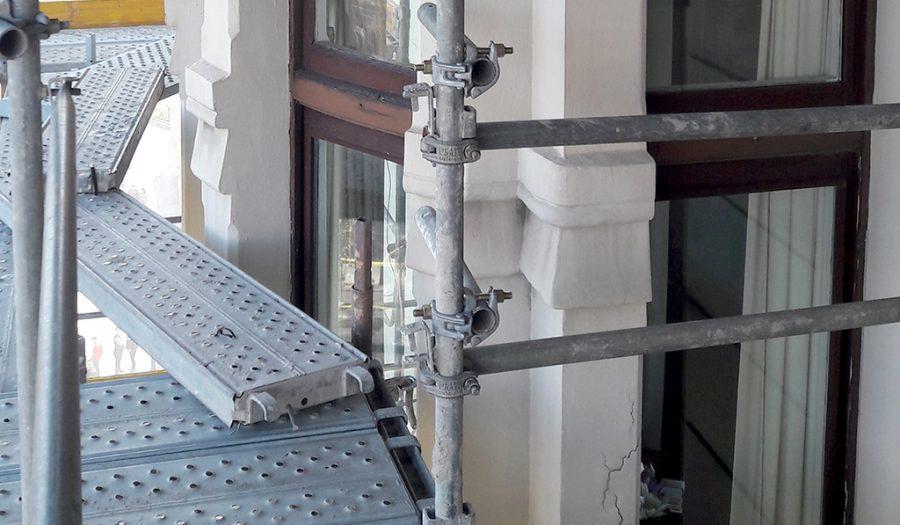 Medidas de seguridad en la rehabilitación de edificios
